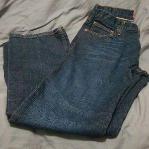30×30 Arizon Boot Cut Mens Jeans Dark Wash